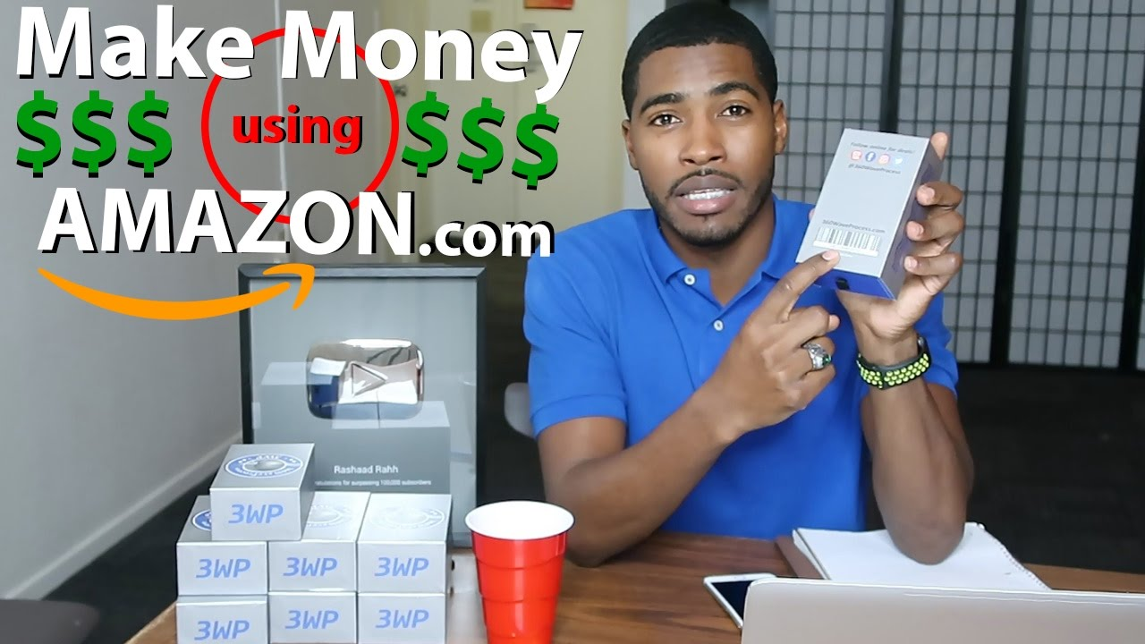 How to Make Money Online using Amazon!