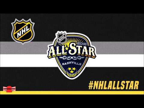 2016 NHL All-Star Game Goal Horn