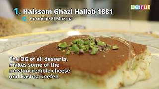 6 Must-Try Knefeh Spots In Lebanon