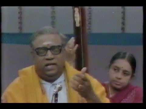 Maharajapuram Santhanam_DD_National Programme of Music_30m 32s