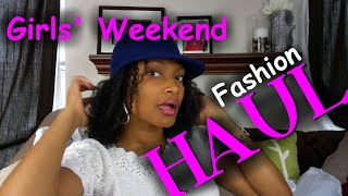 Girls' Weekend Spring Haul: Buffalo Exchange | Sam Moon | Thrift {blueprint Diy}