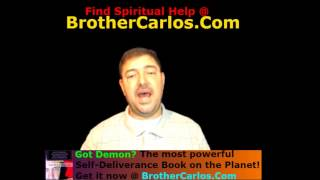 Personalized Deliverance and Curse Breaking Prayer, led by Exorcist Carlos Oliveira