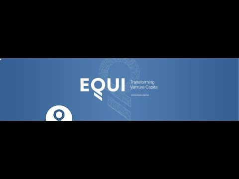 EQUI   Token that will Transform the Venture Capital Market !!!