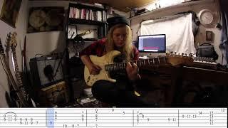 RnB & Neo Soul Guitar Groove - Chords & Licks W/Tabs
