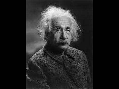 Einstein'ın Ders Niteliğindeki Sözleri