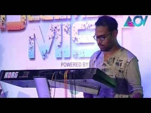 December Mist - Nadrisha sings 'Illathalam Kaimarumbol'