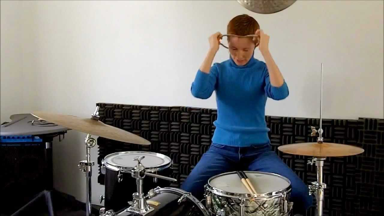 Drum Lessons For Kids Part 1 No Drum Set Needed Youtube