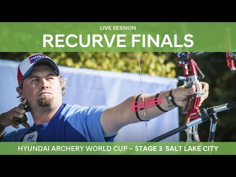 Full session: Recurve Finals | Salt Lake City 2017 Hyundai Archery World Cup S3