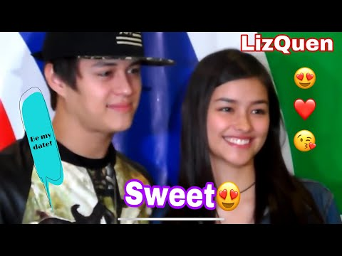 How Enrique asks Liza to be his ball date?
