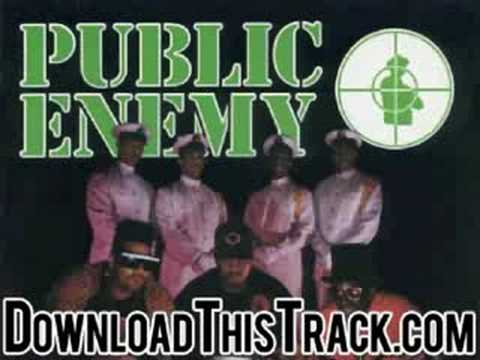 public enemy - by the time i get to arizona - Apocalypse 91.