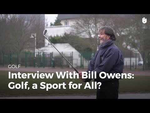 Bill Owens Interview: Golf, A Sport For Everyone? | Golf