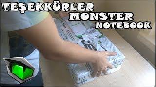 Garantisi Bitmiş Cihazımı Ücretsiz Tamir Ettiler (MonsterNotebook)
