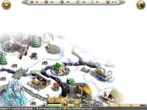 Viking Saga 3: Epic Adventure - Level 40  