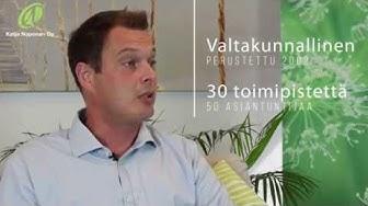 Katja Noponen Oy  työhönvalmennusvideo