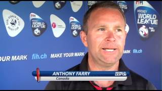 Hockey World League Round 2 Paris: Day 1 - Canada v Scotland