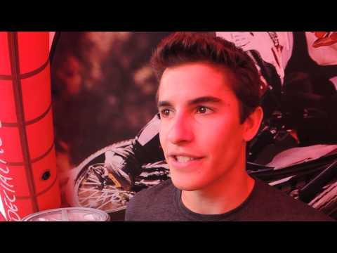 Marc Márquez Interview - MotoGP Star Talks Men's Fashion