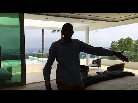 45 million dollar Bel air home. Million dollar listing Los Angeles
