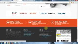 huong dan repeater bang firmware gargoyle  tren Tp Link 741nd
