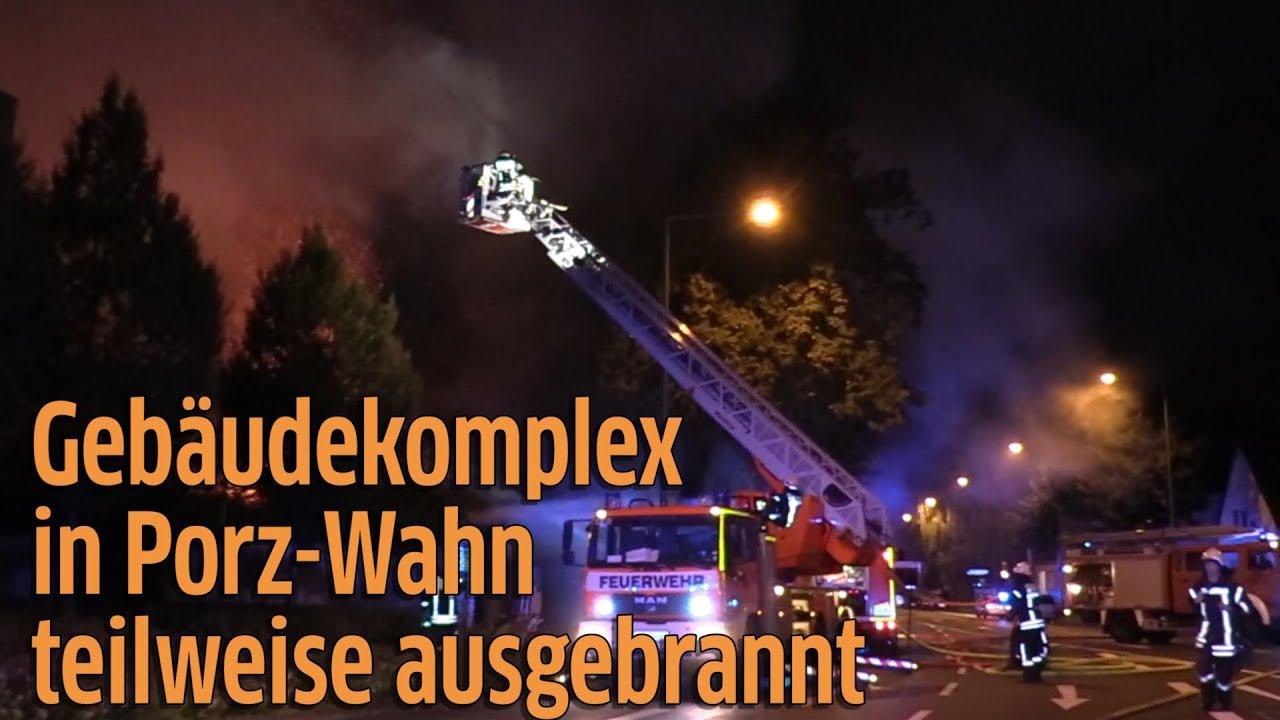 Feuer Köln