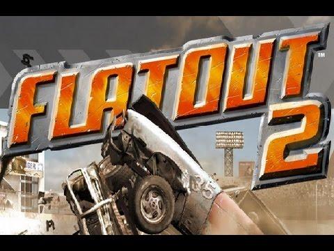 [Flatout2] ลองเล่นเกมแข่งรถเก่าๆ