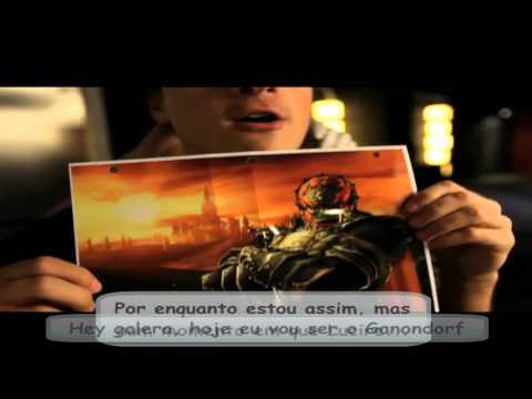 The Legend of Zelda Rap - Extra (especiais) Legendado em Português BR