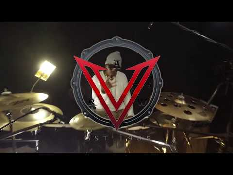 Big K.R.I.T. - Keep The Devil Off [Official Drum Video] Ray Vick Drums