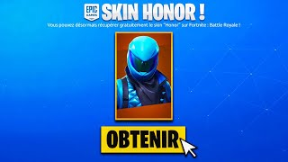 "(EXCLU) 3 FACTS TO HAVE THE SKIN ""GARDIEN HONOR"" FREE ON FORTNITE!"