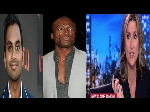 SEAL investigated forl battery+ Ashleigh Banfield Slams Aziz Ansari's Accuser!!