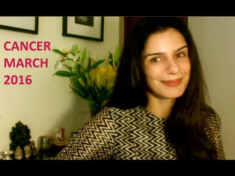 cancer astrology 2016 march horoscope tarot by anisha youtube. Black Bedroom Furniture Sets. Home Design Ideas