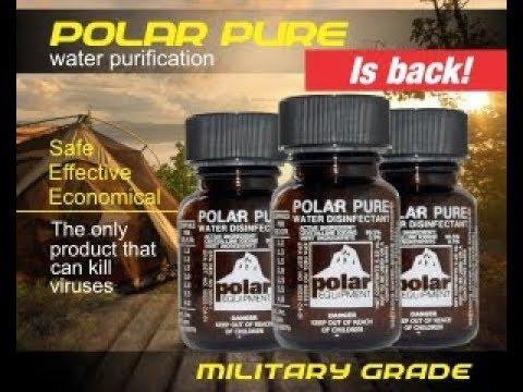 Polar Pure Use and Taste Test, Follow UP...
