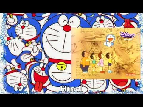 Doraemon Opening Multilanguage Comparison