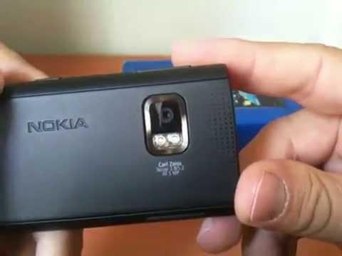 Nokia X6 İncelemesi-2 (04.07.2010)