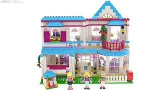 LEGO Friends Stephanie's House review 🏡 41314