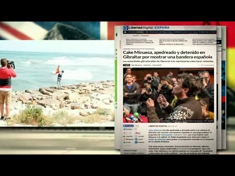Ciudadano Cake: Gibraltar, un peñón okupado