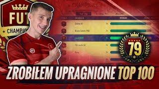 MAMY TO! UPRAGNIONE TOP 100 w FUT CHAMPIONS! FIFA 19 Ultimate Team