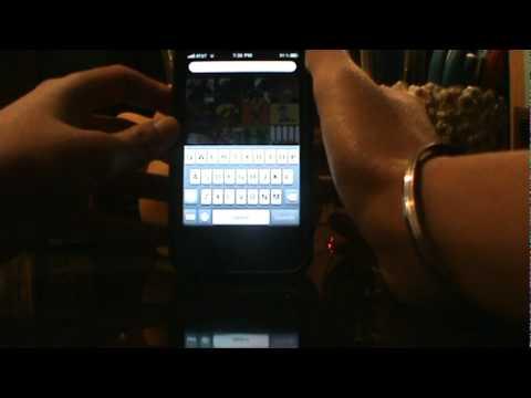 IPHONE 4 GLITCHES