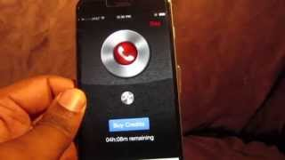 Call Recorder: Record Any Cellphone Call!! ($9.99 FULL)