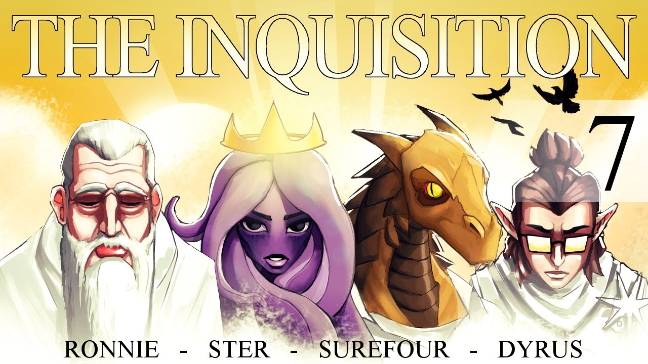 Download The Inquisition Ep. 7 (DnD Campaign)