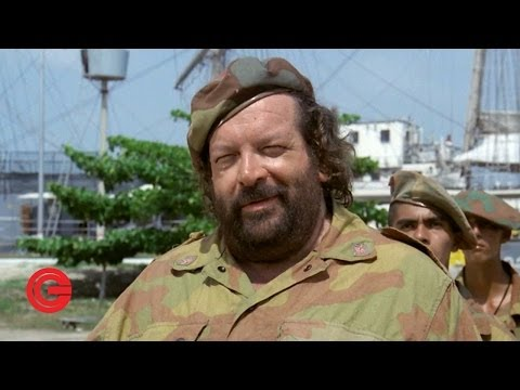 Banana Joe - Bud Spencer militare