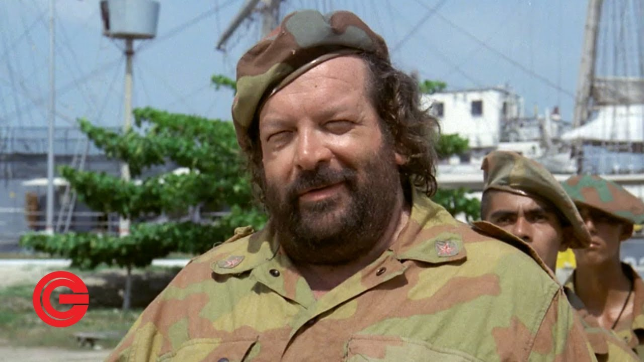 Filmes Bud Spencer E Terence Hill Dublado with banana joe - bud spencer militare - youtube