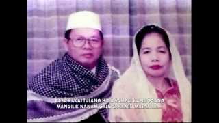 Lagu Banjar UMA ABAH - Cover by Diswan Putih