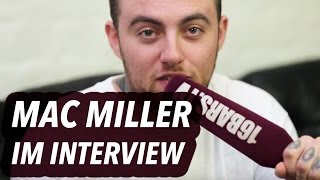 Download Video Mac Miller über seinen Umzug, Donald Trump, Kanye West &