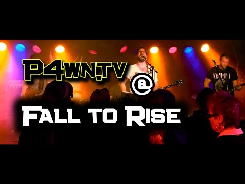 Fall to Rise - Lights go down (LIVE)