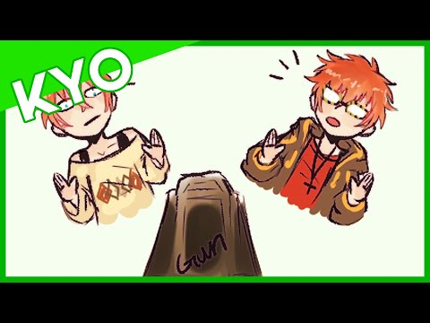 Which One's The Real 707? (Hilarious Mystic Messenger Comic Dub)