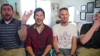 """Markiplier Sings """"Love Me Like You Do"""" By Ellie Goulding ➤ Youtubers Sing"""