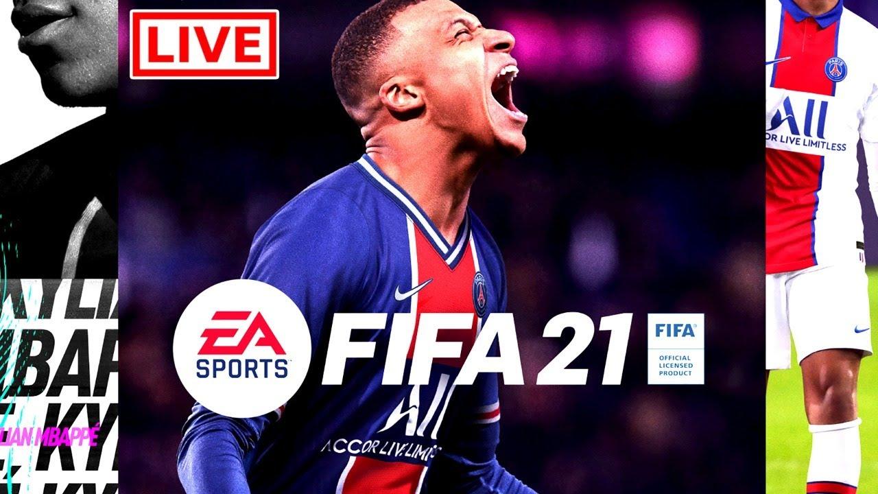 JE JOUE À FIFA 21 ! TEST DU JEU !