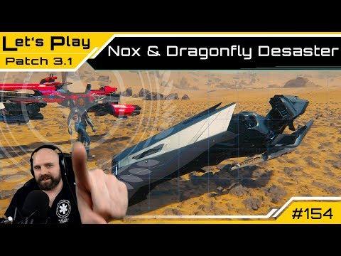 Star Citizen 3.1 🕹️ Nox & Dragonfly Desaster [Deutsch/German]
