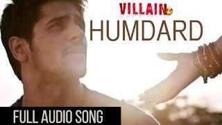 Hamdard Full Audio Song   Ek Villain   Arijit Singh   Mithoon