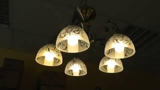 Обзор - Люстры Odeon Light CASTI 2542/5c