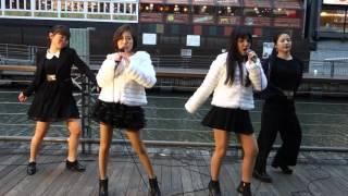 (Mayum!☆&YU☆KA)(ダンサー SANA・SUZUKA) 「とんぼりSTREET FESTA」